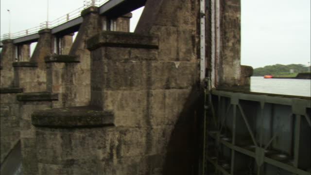 MS PAN Panama Canal Aqueduct, Panama City, Panama