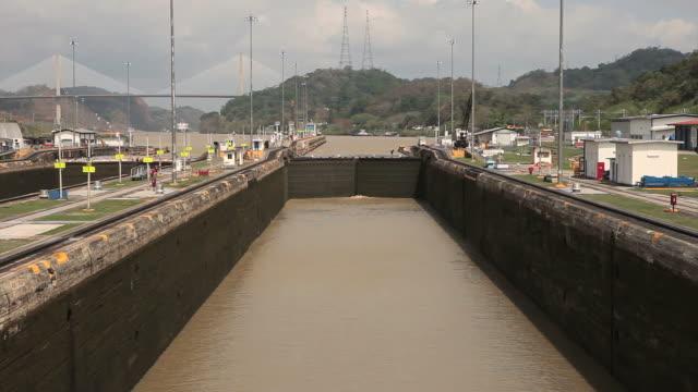 Panama Canal Time-lapse HD