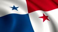 Panama Flag Loopable