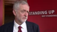 David Cameron faces questions Corbyn interview ENGLAND Essex Harlow INT Jeremy Corbyn MP interview SOT Talks of Labour targets in May elections /...