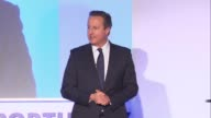 David Cameron publishes six years of tax returns LIB / TX ENGLAND London Grand Connaught Rooms INT David Cameron MP speech SOT I should have handled...
