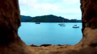 Panama Portobelo turret view