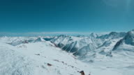 Panorama: Mountains in Ischgl
