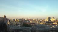Panorama view city hall