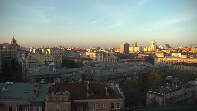 Panorama view sunny