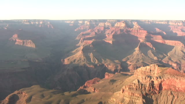 HD: Panoramic view of Grand Canyon