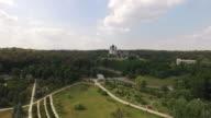 Panteleimon Monastery, Feofania park