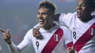 Paolo Guerrero fired Peru to a third place play off victory over Paraguay here Friday to stay in the hunt for Copa America tournament top scorer...