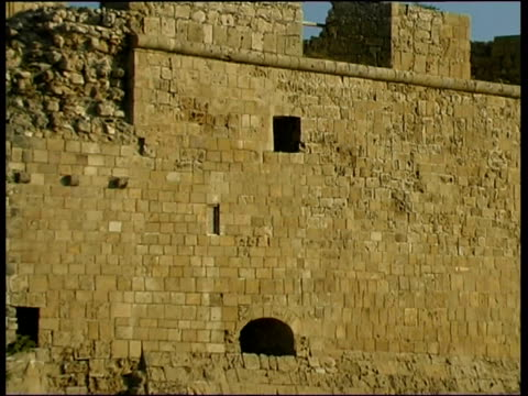 Paphos Castle, Cyprus (with audio)
