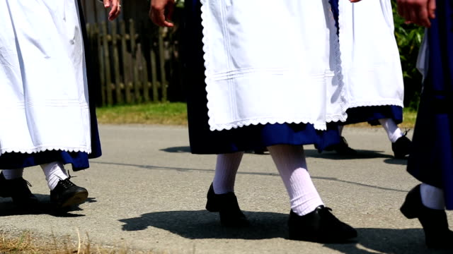Parade of Traditionally Dressed Bavarians PAN