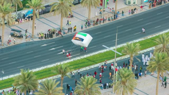 Parade to Wide - Downtown Dubai