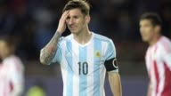 Paraguay fought back to snatch a last gasp 22 draw with favourites Argentina at the Copa America here Saturday to stun Lionel Messi and his star...