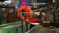 T/L Parcel Transportation on Conveyor Belts in a Distribution Center