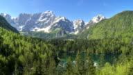 WS AERIAL Parco Naturale dei Laghi di Fusine