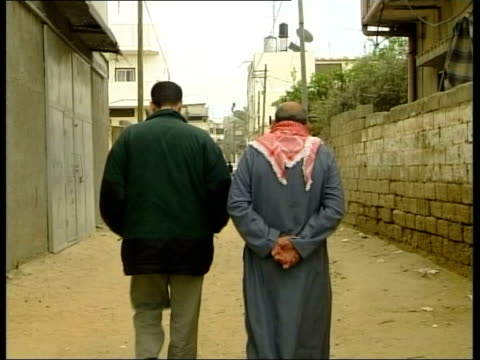 Parents of Hamas gunman PULL OUT Fathi Farahat interview SOT Happy to sacrifice my 5 other sons not just the one for the sake of my land Woman sat on...
