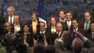 Paris City Hall held in international mayors summit alongside COP21 on Friday bringing together 1000 mayors and local elected officials from cities...