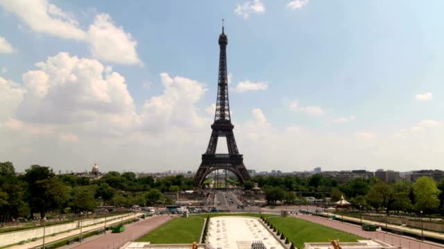 Paris Eiffel Tower Zoom