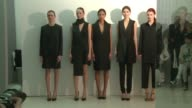 Paris fashion bends gender this week with young German designer MarieChristine Statz's androgynous new collection marrying traditional menswear with...