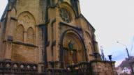 Paris, FranceGothic Church exterior