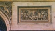 Paris, Francel'Arc de Triomphe details