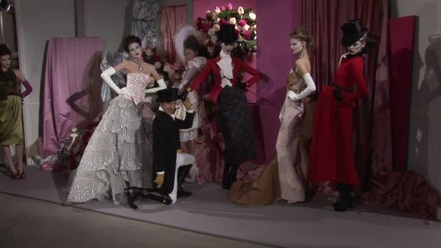 Paris Haute Couture S/S 2010 Christian Dior