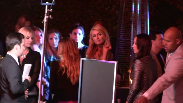 Paris Hilton arrives at Maxim's Hot 100 Women of 2014 Celebration in West Hollywood in Celebrity Sightings in Los Angeles