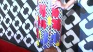 Paris Hilton at Diane Von Furstenberg's Journey Of A Dress Exhibition Opening Celebration in Los Angeles CA