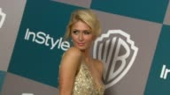 Paris Hilton at the 13th Annual Warner Bros And InStyle Golden Globe AfterParty in Beverly Hills CA on 1/15/12