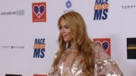 Paris Hilton at The 22nd Annual Race to Erase MS in Los Angeles CA