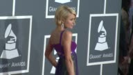Paris Hilton at the 51st Annual Grammy Awards Part 5 at Los Angeles CA
