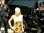 Paris Hilton Clothing Launch at Kitson Boutique Los Angeles CA 8/17/07 in Hollywood California on August 17 2007