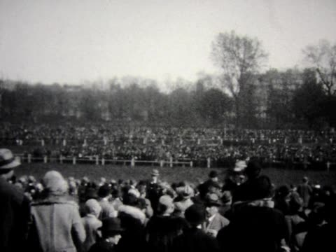1929 Paris horse race and steeplechase