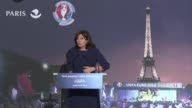 Paris Mayor Anne Hidalgo announced Monday the Euro 2016 fan zone in the French capital would be placed under the highest standards of security as it...