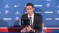 Paris Saint Germain are confident Angel di Maria can be the man to help them conquer Europe after completing the signing of the Argentina winger on...