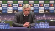 Paris Saint Germain earned underfire coach Carlo Ancelotti a stay of execution on Tuesday as they put their recent run of poor form behind them to...