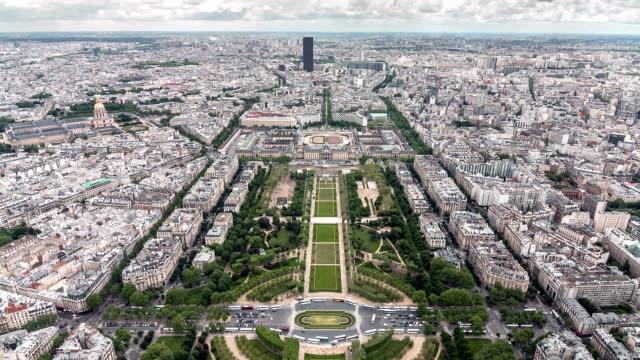 Paris Time Lapse