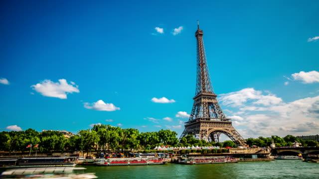 TIME LAPSE: Parigi