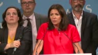 Paris will open its first refugee camp in mid October Mayor Anne Hidalgo said Tuesday announcing a centre solely for men with an initial capacity of...