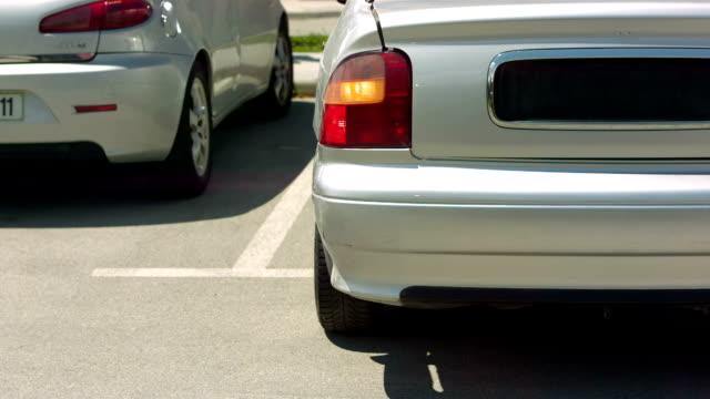 MS Parking Lot Accident