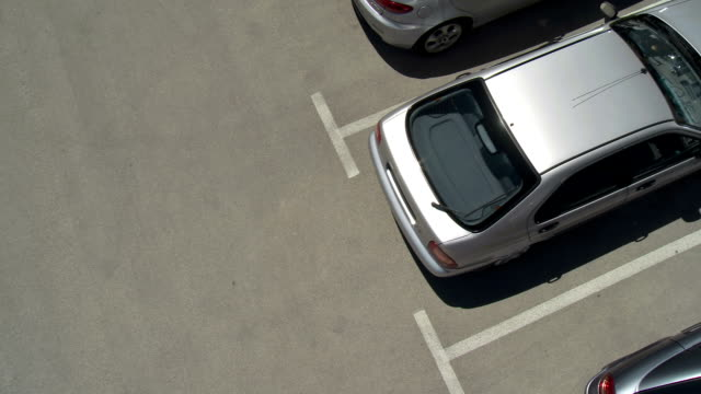 HA Parking Lot Car Accident