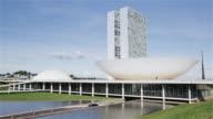 MS Parliament Buildings or National Congress / Congresso Nacional do Brasil / Brasilia, Brazil
