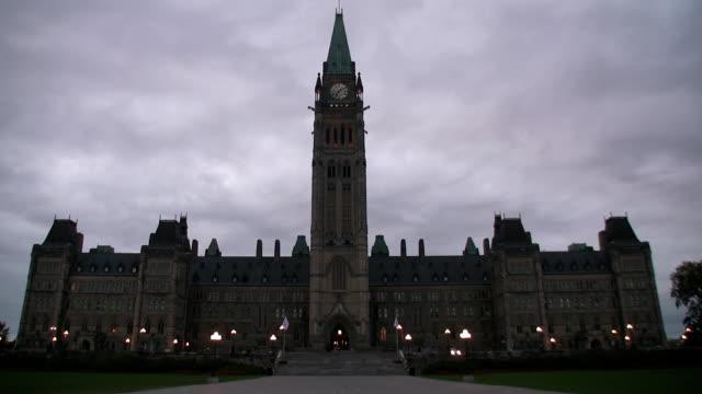 Parliament Hill in Ottawa/Canada