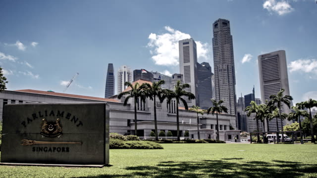 Parlement van Singapore