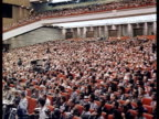 Parliamentary democracy Gorbachev dialogues between deputies / Moscow Russia AUDIO