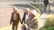 18yearold man arrested in Dover / property raided in Sunbury ENGLAND Dorset Bournemouth EXT Sir Vince Cable MP and wife Rachel arriving at the...