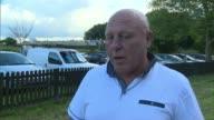 Police arrest second man / security threat lowered SunburyonThames Vox pops SOT Children