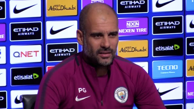 Part 2 of Pep Guardiola's press conference Focus on what would happen if City have a dip in form praising Nicolas Otamendi