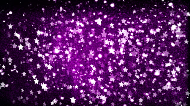 Particle Abstract Background