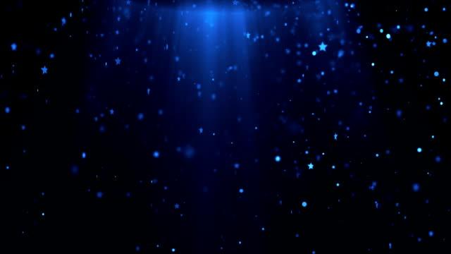 Sfondo di particella