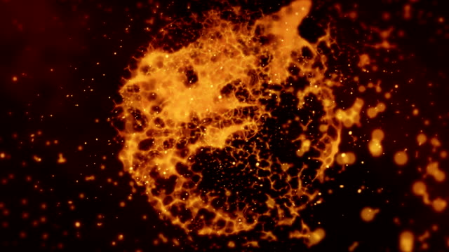 Particle FireBall